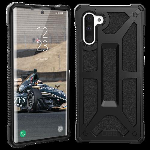 Urban Armor Gear Uag - Monarch Case for Samsung Galaxy Note 10 - Black