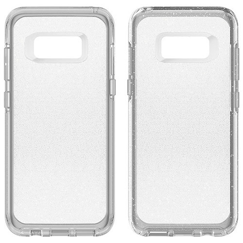 Otterbox - Symmetry Clear Case for Samsung Galaxy S8 - Stardust