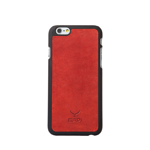 Mapi Red Snap-on Case for Apple iPhone 6 / 6S