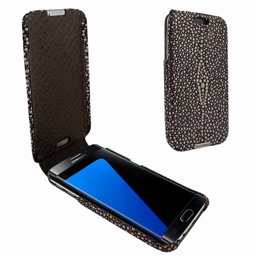 Piel Frama 744 Brown Stingray iMagnum Leather Case for Samsung Galaxy S7 edge