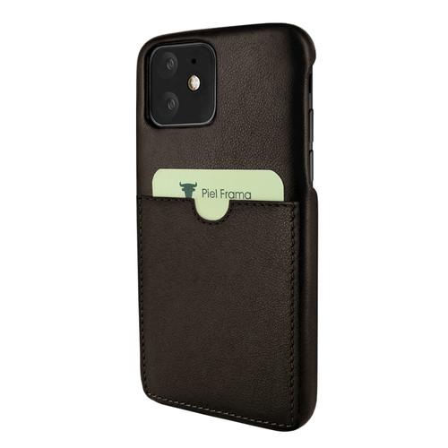 Piel Frama 838 Brown FramaSlimGrip Leather Case for Apple iPhone 11