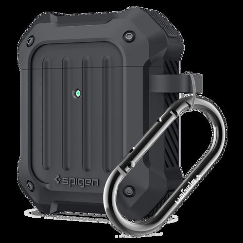 Spigen - Tough Armor Case for Apple Airpods - Charcoal