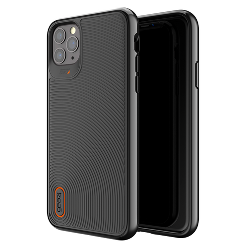 Gear4 - Battersea Case for Apple iPhone 11 Pro Max - Black