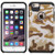 Asmyna Advanced Armor Protector Cover for Apple iPhone 6s Plus/6 Plus - Camouflage Brown / Black