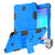 MyBat TUFF Hybrid Protector Cover (with Stand) [Military - Grade Certified] for Alcatel JOY TAB - Natural Dark Blue / Black