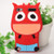 MyBat Pastel Skin Cover for Apple iPod touch (5th generation) - Red Cow