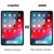 Airium Tempered Glass Screen Protector for Apple iPad Pro 11 (2018) (A1934,A1979,A1980,A2013)/iPad Air 10.9 (2020) / iPad Pro 11 (2020) - Clear