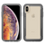 Pelican - Voyager Case for Apple iPhone Xs Max - Clear and Grey