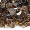"""1/2"""" Copper Reflective Fire Glass"""