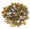 Caramel Luster Fire Beads