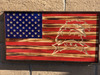 American flag with Eagle4