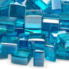 "1/2"" Azuria Blue Luster Fire Glass 2.0"