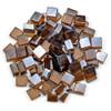 """1/2"""" Copper Luster Fire Glass 2.0"""