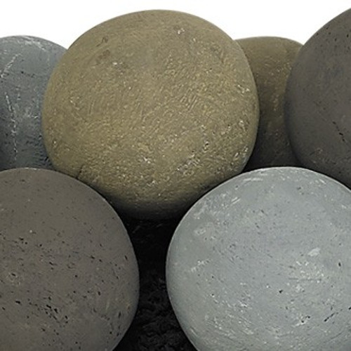 Natural Lite Stone Ball Set