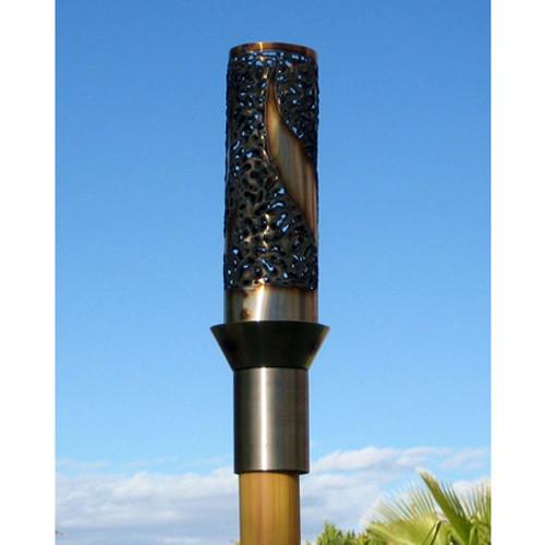 Bird of Paradise  Tiki Torch