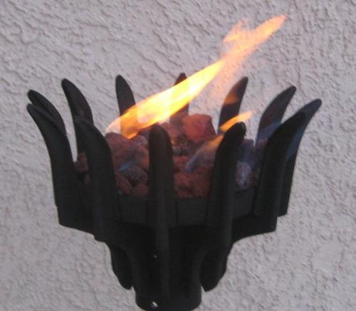 Malumai  Automated Tiki Torch