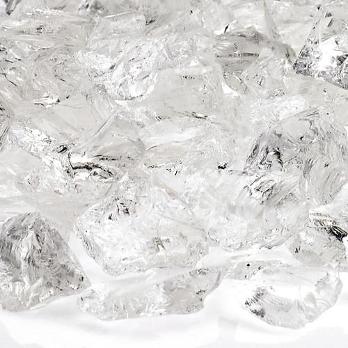 Ice Medium Fire Pit Glass