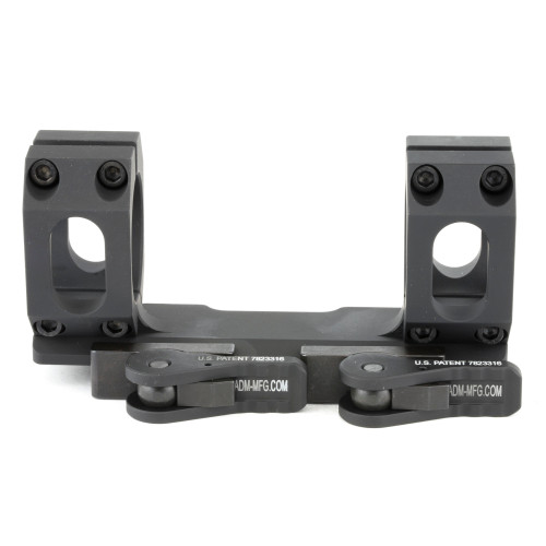 Am Def Ad-recon Scope Mnt 30mm Blk - ADMRECONSL30