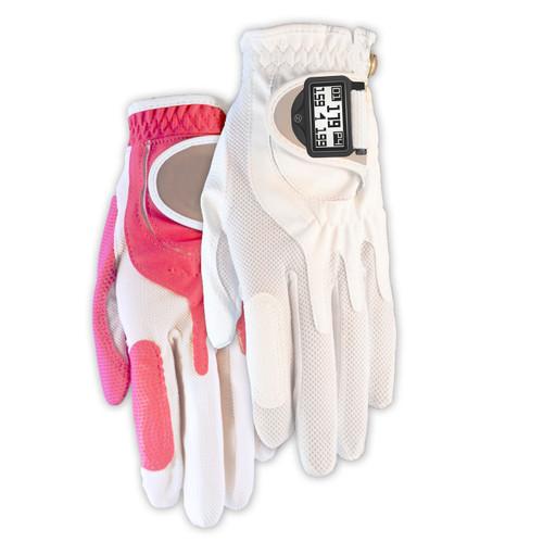 Zero Friction Womens Distance Pro GPS Golf Glove Pair