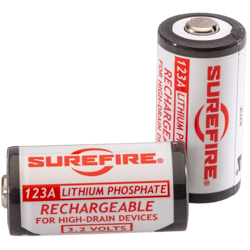 SureFire 2ct Sf123A Batteries Carded