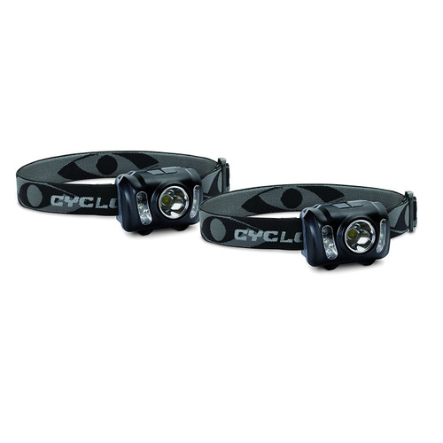 Cyclops 210 Lumen Headlamp - 2 Pack
