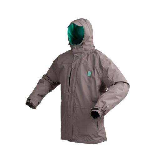 Coleman Apparel Fleece Lined Grey Jacket