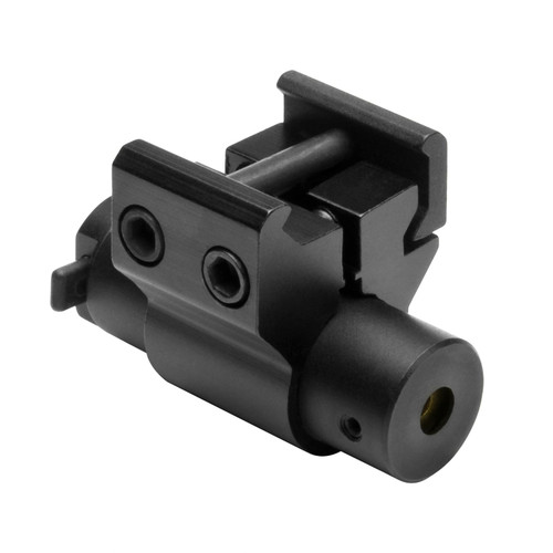 NcSTAR Compact Red Laser Sight with Weaver Mount-Black