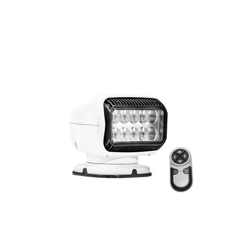 Golight GT LED Permanent Mount w Wireless Remote White