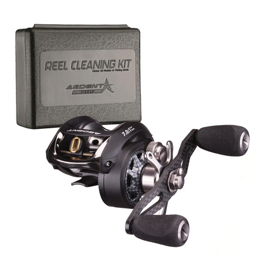 Ardent C-Force Reel and Cleaning Kit Bundle