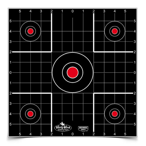 Birchwood Casey Dirty Bird 12in Sight In Target-100 Targets