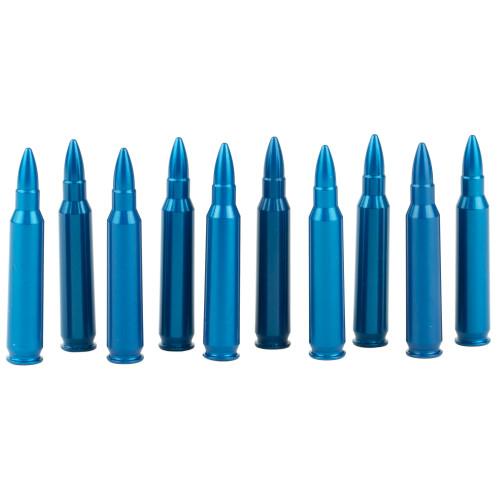 Azoom Snap Caps 223rem 10pk Blue