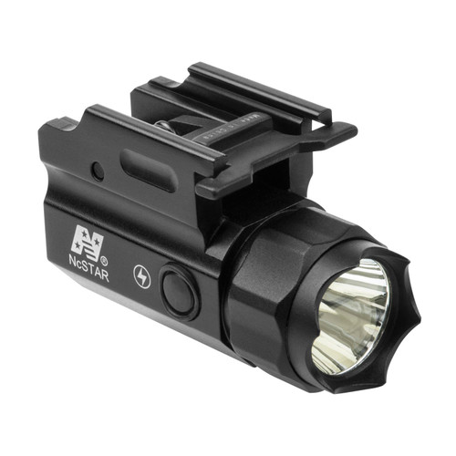 NcSTAR 150 Lumen LED Compact Flashlight QR w Strobe