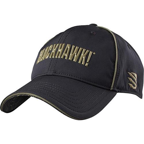 Blackhawk Performance Stretch Fit Cap Black M/L