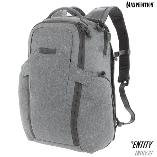 Maxpedition ENTITY CCW-Enabled Laptop Backpack Ash
