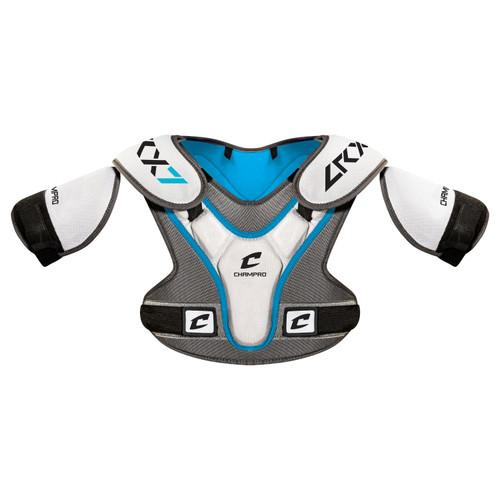 Champro LRX7 Lacrosse Shoulder Pad Grey