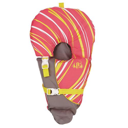 Full Throttle Infant Baby-Safe Vest-Pink