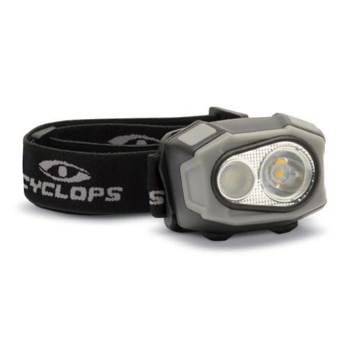 Cyclops 400 Lumen Rechargeable LED Headlamp