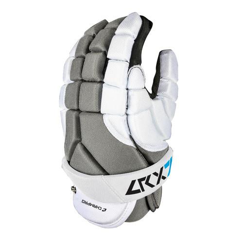Champro LRX7 in Lacrosse Glove Grey White
