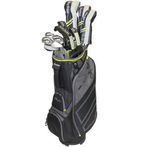 Tour Edge Hot Launch Mens HL3 To-Go Sr Complete Golf Set