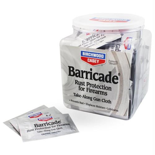 Birchwood Casey Barricade Rust Protection Take Alongs 100 Pk