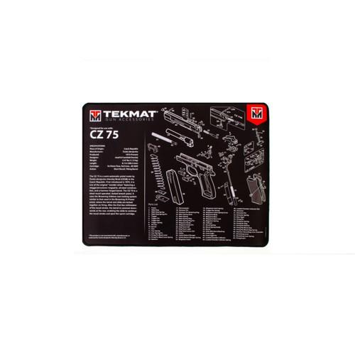 Tek Mat Ultra 20 CZ 75 Gun Cleaning Mat
