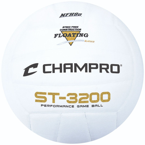 Champro ST3200 Premium Composite NFHS Approved Volleyball