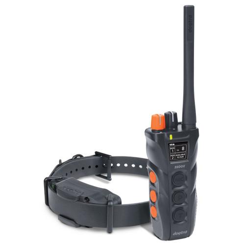 Dogtra 3500X Dual Dial Remote 1 Dog Training Collar