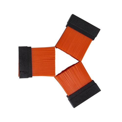 Trophy Ridge V-Notch Whisker Biscuit Replacement-Orange