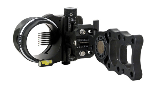 Axcel Hunting Sight Armortech Hd 7 Pin .019 Black