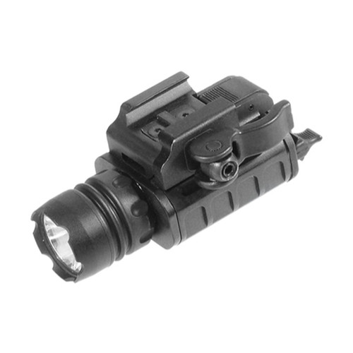 Leapers UTG Compact LED Weapon Light 400 Lum w QD Lever Lock