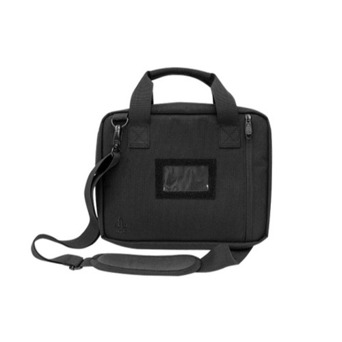 Leapers UTG Competition Shooter Double Pistol Case-Black