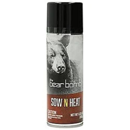 Bear Bomb In Heat 6.65 Oz Aerosol