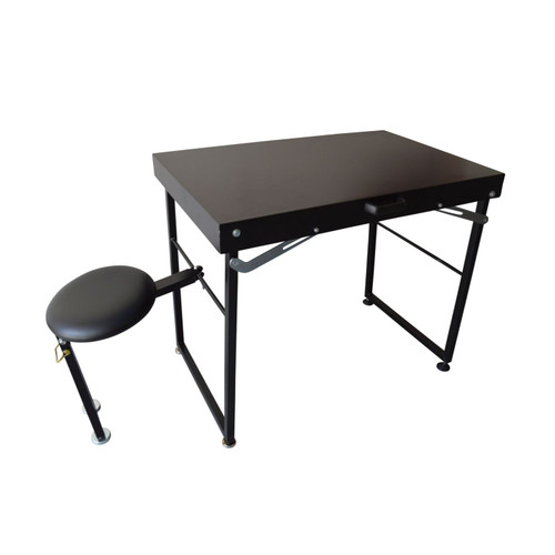 Benchmaster Shooting Table with Seat