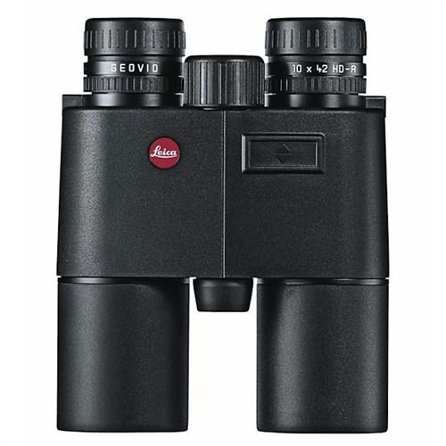 Leica 10x42 Geovid-R -  Yards w  EHR